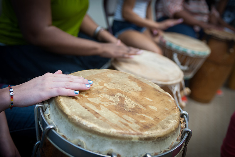 Africa Drumming and Dance workshop