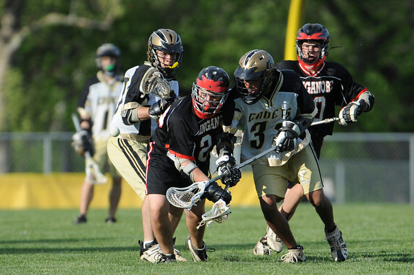 Linganore High at Frederick High - Boys Junior Varsity Lacrosse