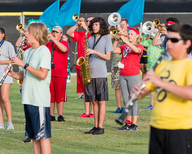 2018 Band Practice 8-9-2018