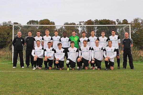 A team squad 2012