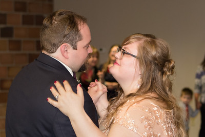 Our First Dance as Husband and Wife