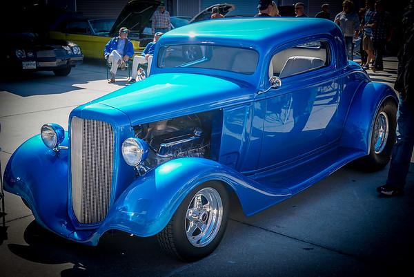 Tarpon Springs Car Show 01 25 2015