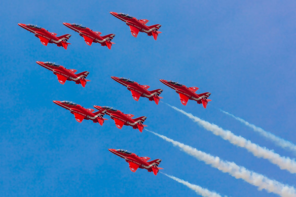 Royal Air Force - The Red Arrows