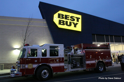 Best Buy Grand Opening-98 Fire