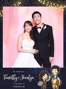 Timothy and Jocelyn