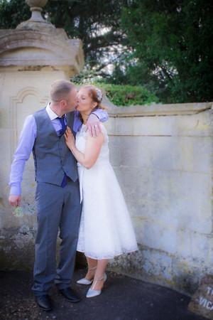 Tina and Nathan Wedding