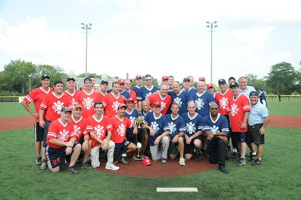 2011 CFD CPD Softball