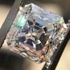 3.02ct Antique Asscher Cut Diamond, GIA G VS2 11