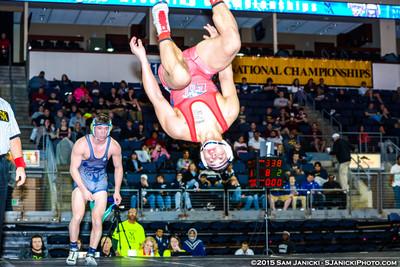 174 - Josh Llopez (Liberty) Vs Phil Marra (Penn State-NK)