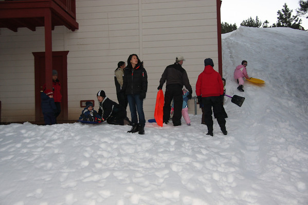 Kids Snow Trip Tahoe 2011