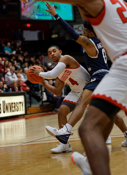 GWU Men's Basketball vs. Charleston Southern