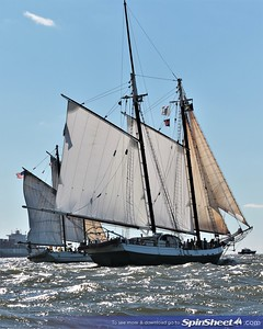 2018 Great Chesapeake Bay Schooner Race