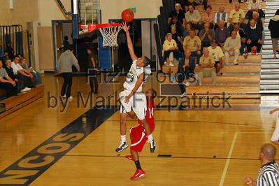 Varsity B Basketball vs. GOHS