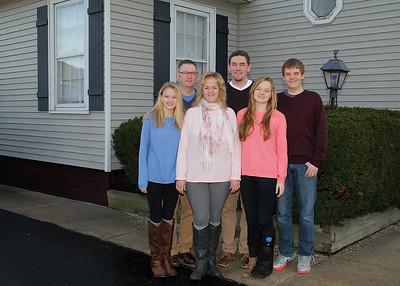 Roudebush Family