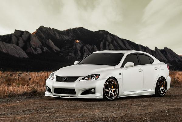 My Lexus IS-F