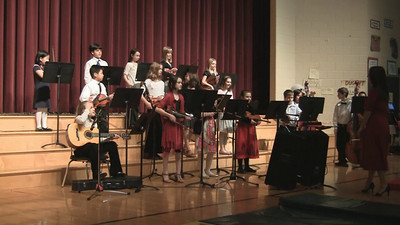 20091215 Pocopson 2009 Winter Concert
