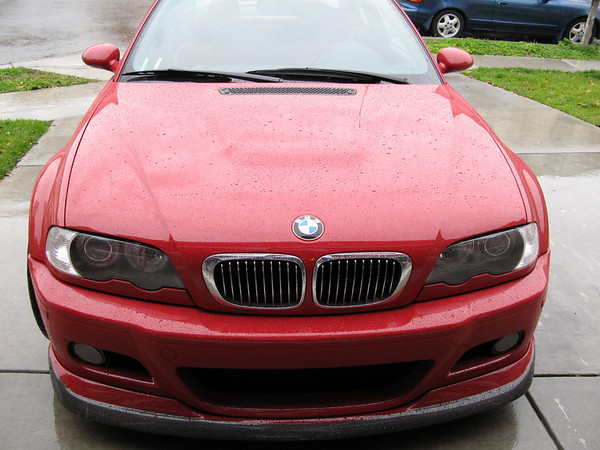 M3 updated pics  - 12-6-07  (in Rain)