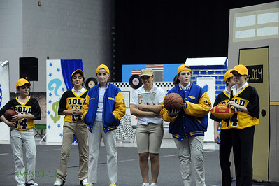 Gold Team -- Tap 5-10-14BroRoger