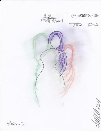 Angel Art - March 2014
