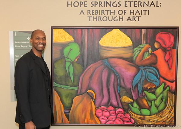 Summit Medical Group: Haiti Art Show/Fundraiser