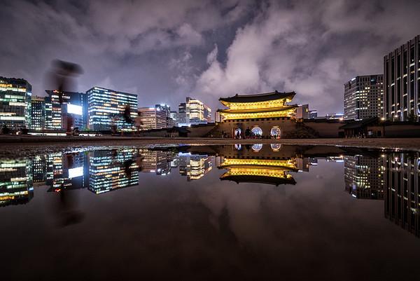 Gyeongbokgung Palace 2019