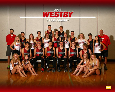 Westby cross country CC19