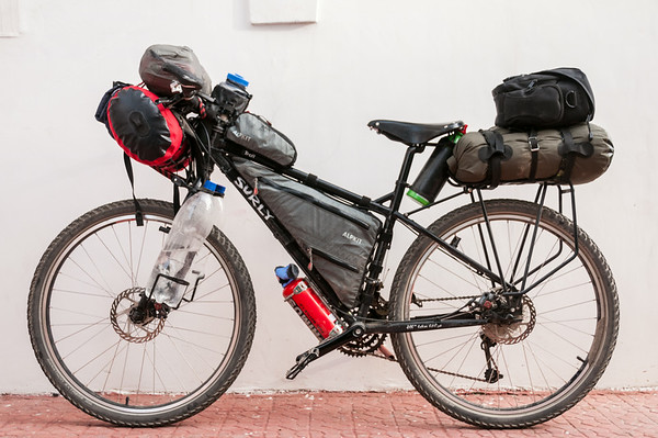 Bikepacking the Himalaya 2014