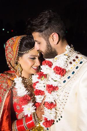 Priyanka&Aman wedding ceremony & reception