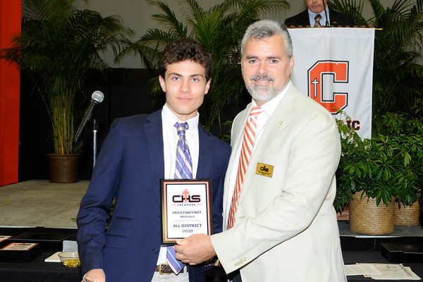2018 CHS Spring Sports Convocation