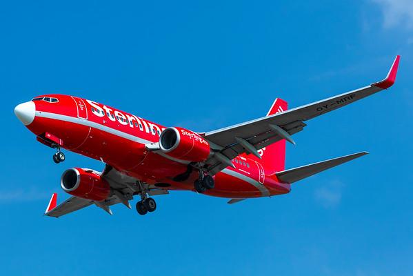 OY-MRF - Boeing 737-7L9
