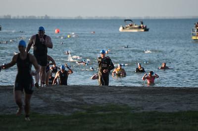 Anchor Bay Triathlon featuring the Infinite Multisport Gang