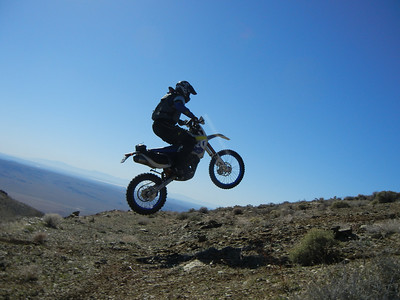 01-23 El Paso Mountains
