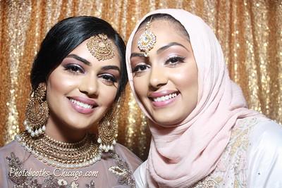 2018.08.26 - Sheena & Saleh Wedding Photo Booth