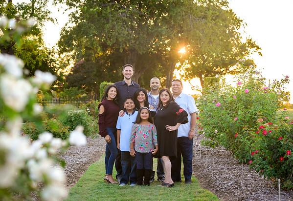 Shelina & Family 2020