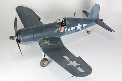 Tamiya F4U-1A