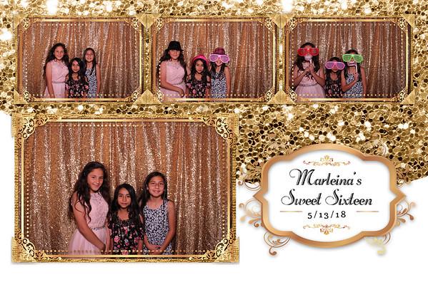05/12/18 Marleina's Sweet 16