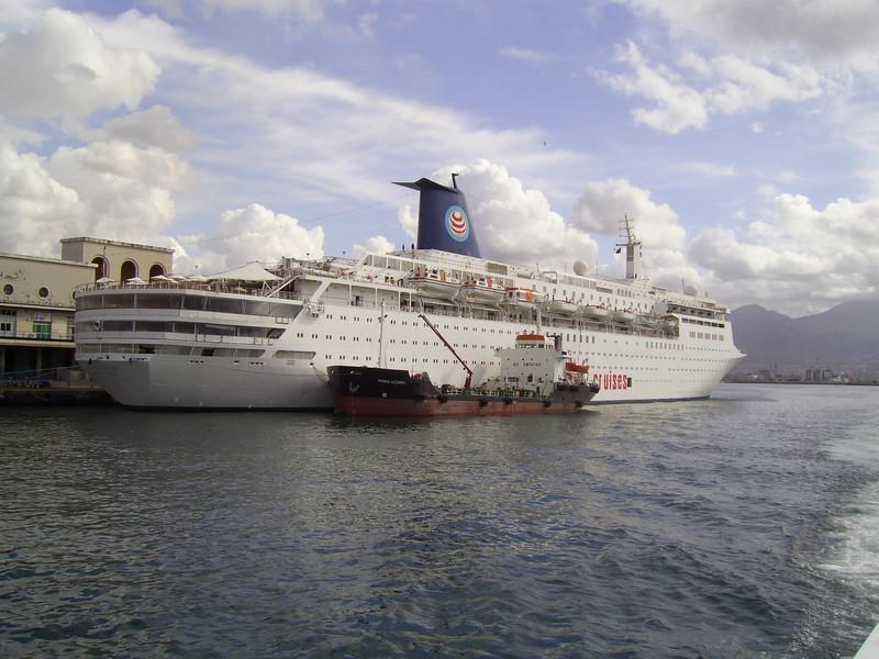 2007 - SKY WONDER in Napoli.