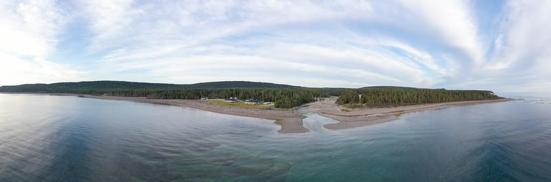 Forfait Exploration Photo 2021 sur l'île Anticosti