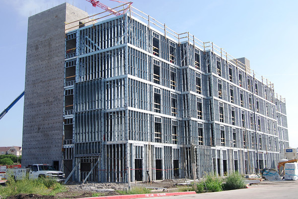 Steel Framing Projects