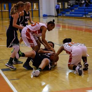 Girls Basketball South County 12/3/13