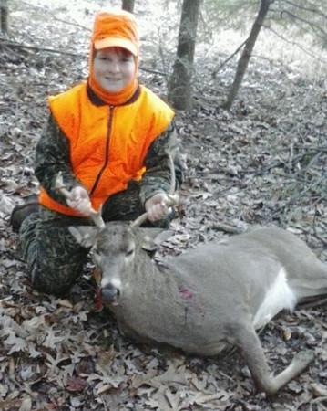 Charlie Davison, 13, 8 Pointer Deer, Andreas (11-27-2012)