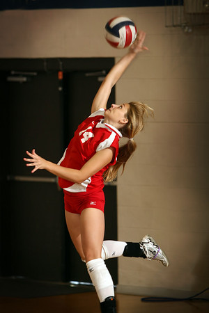 WHS Volleyball 2007