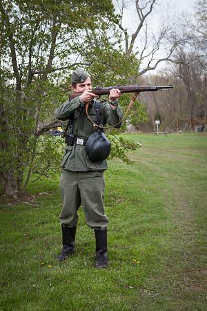 PA-Montco-Graeme Park World War 2 Weekend
