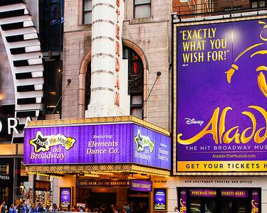 Dance The Magic on Broadway