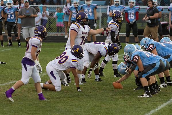 AHS Football at Lakeland