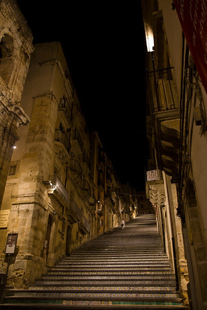 Caltagirone (inner south-eastern Sicily)