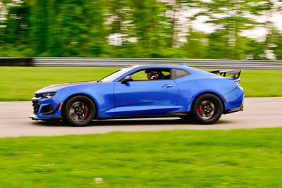 2019 SCCA May TNiA Int Pitt Race Blu Camaro Wing