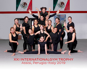 EXCEL DANCE TEAM ITALIA 2019
