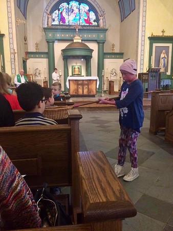 2017.09.24 Family Mass (St. Andrew)