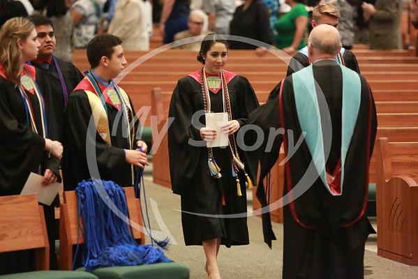 Baccalaureate Mass 2015 (Class of 2015)